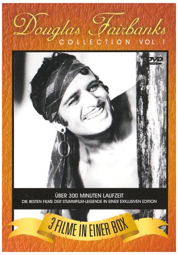 Douglas Fairbanks Collection 1 [Import allemand] (Imports Fairbanks)