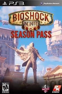 BioShock Infinite: Season Pass - PS3 [Digital Code]