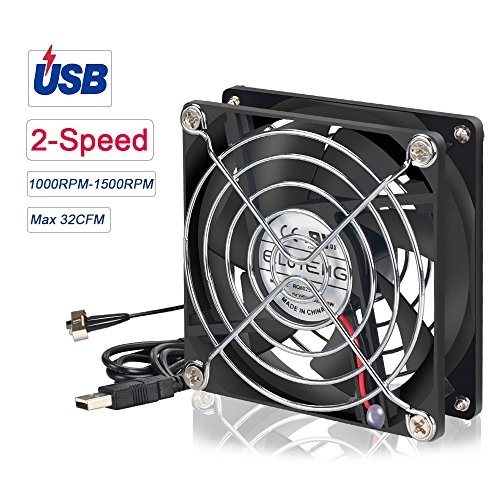 Ball Bearing Low Speed Fan - 4