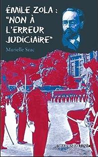 Emile Zola par Murielle Szac