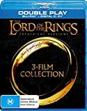 The Lord of the Rings Trilogy [Theatrical Versions] [Blu-ray + Digital Copy] [6 Discs] [NON-USA Format / Region B Import - Australia]