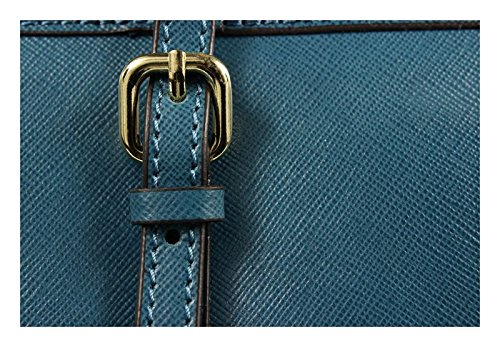 Neue Hand Tasche , Sac pour femme à porter à l'épaule bleu bleu 1