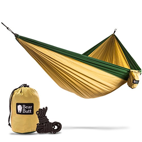 bear-butt-double-parachute-camping-hammock-khaki-dark-green