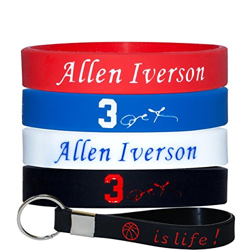 Silicone Bracelet Sports Fans Assorted product image