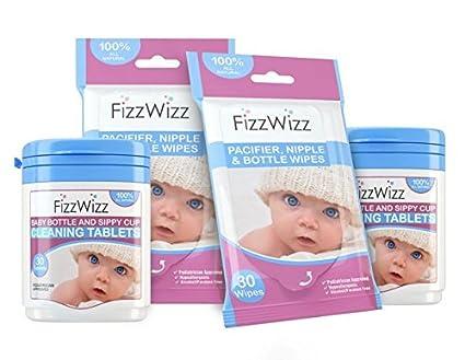 Amazon.com: fizzwizz all-natural Pastillas de limpieza ...