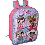 """L.O.L Surprise! Girl's 15"""" Backpack School Bag"""
