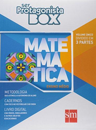 Ser Protagonista. Matemática - Box