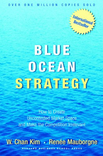 Amazon com: Blue Ocean Strategy: How To Create Uncontested