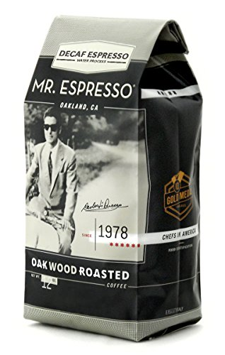 Mr. Espresso - OAK WOOD ROASTED COFFEE Decaf Espresso