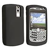Black Silicone Cover Case Phone Protector for Blackberry 8300 8320 8310 8330 Curve
