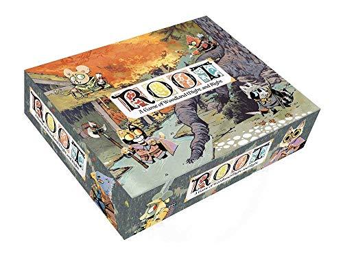 Leder Games Root from Leder Games