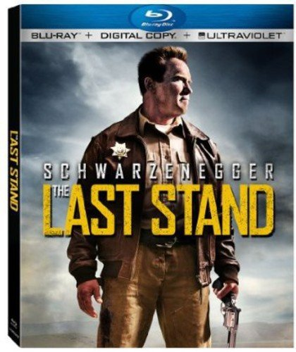 The Last Stand [Blu-ray]