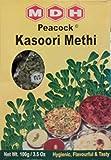 Peacock Kasoori Methi(dried Fenugreek Leaves) 3.5 Oz