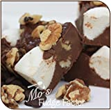 Mo's Fudge Factor, Rocky Road Fudge 1/2 Pound