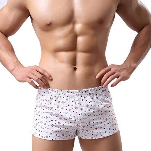 In Libero Da Per Whites Boxer c Cotone Spiaggia Tempo Corte Uomo Maniche A Il Unico Pantaloncini HwdCqxzH