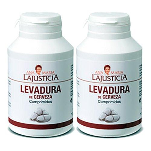 LEVADURA DE CERVEZA 750 mg. 2 x 280 CompC. Ana María Lajusticia: Amazon.es: Salud y cuidado personal