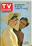 1968 TV Guide Mar 16 Sally Field of the Flying Nun - Western Illinois Edition Very Good to Excellent (4 out of 10) Used Cond. by Mickeys Pubs