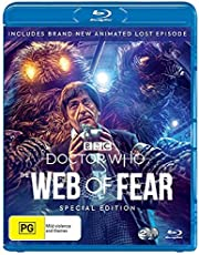 DOCTOR WHO (1968): WEB OF FEAR - 2 DISC - BD