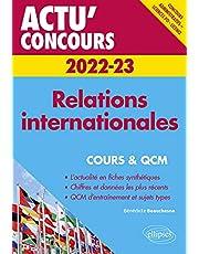 Relations internationales: Cours et QCM