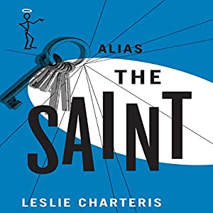 Alias the Saint Audiobook