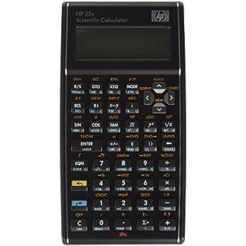 amazon com hp 35s scientific calculator electronics