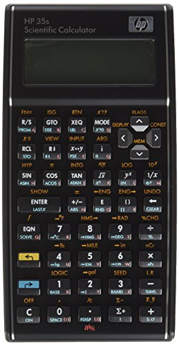 HP 35s Scientific Calculator (Hp Premium Calculator)