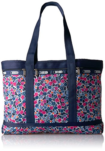 LeSportsac Classic Travel Tote, Delightful Navy by LeSportsac