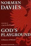 God's Playground, Norman Davies, 0199253404