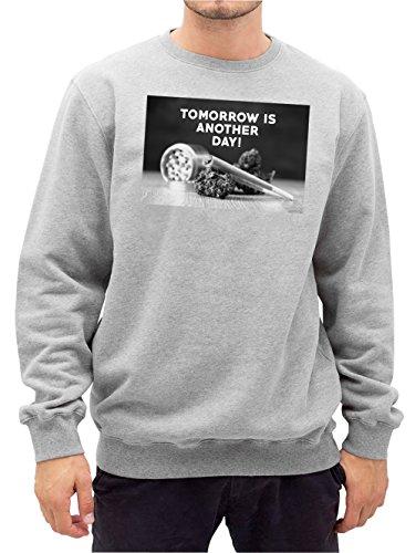 Tomorrow Sweater Grey Certified Freak