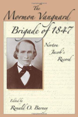 Mormon Vanguard Brigade Of 1847: Norton Jacob's Record pdf