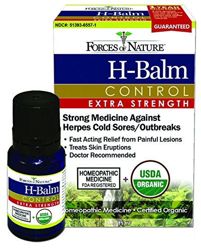 H-BALM,OG2,X-STRENGTH by Forces Of Nature