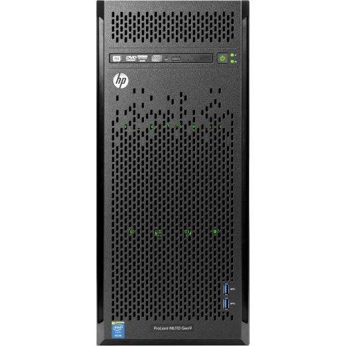 HPE ProLiant ML110 Gen9 840667-S01 Server (Black) by Hpe