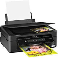 Epson Stylus NX230 Small-in-One Inkjet Printer, 5760 x 1440 Optimized dpi Resolution, 4.3 ISO ppm Black/2.2 ISO ppm Color Print Speed