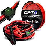 Best copper jumper cable - OPT7 Python 25ft 1 Gauge Heavy Duty Jumper Review