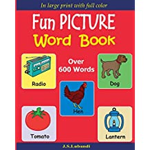 Fun PICTURE Word Book