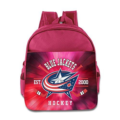 columbus-blue-jackets-cross-check-hockey-team-children-backpack-pink-bag