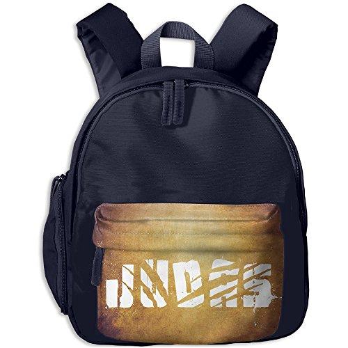 Baby Toddler Kids Print Backpack Judas 2017 New Style Unisex Class Gift Fashion JOYLIAN