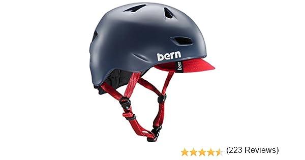 Bern Brentwood - Casco de Ciclismo Urbano para Hombre: Bern ...