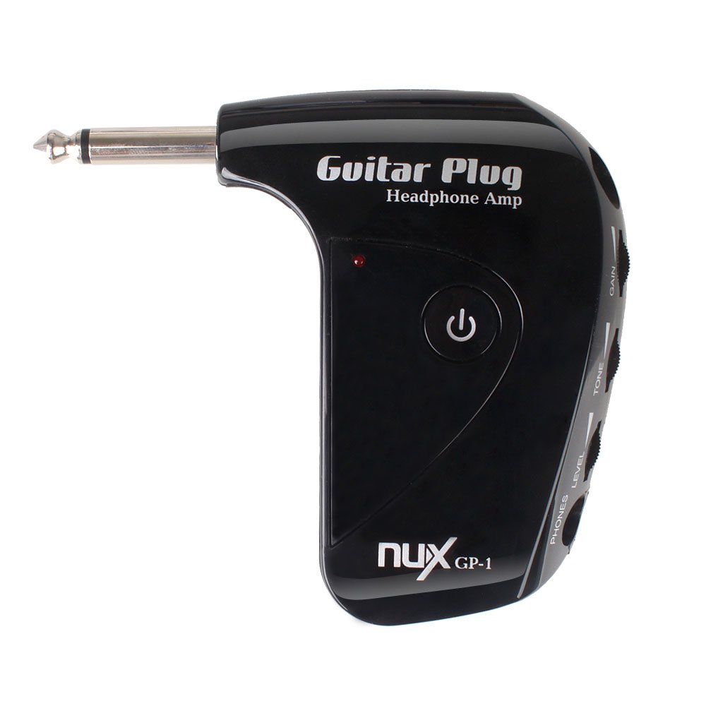 NUX Classic Rock Guitar Plug Headphone Amp 10767638