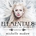 The Prophecy of Shadows: Elementals, Book 1 Audiobook by Michelle Madow Narrated by Caitlin Kelly