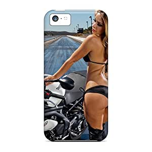 For Iphone Case, High Quality Triumph For Iphone 5c Cover Cases