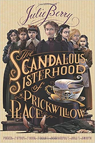 Image result for the scandalous sisterhood of prickwillow place