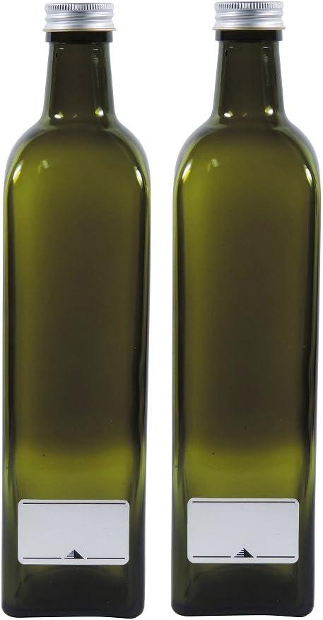 mikken Aceitera, Aluminio, Verde, 17