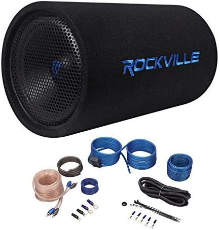 Rockville RTB12A 12 Inch Subwoofer review
