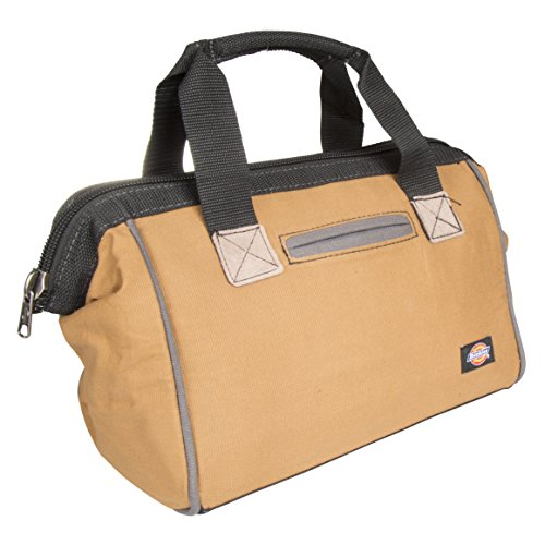 Dickies Work Gear 57030 Grey/Tan 12-Inch Work Bag by Dickies Work Gear