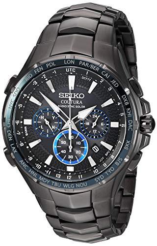 - Seiko Dress Watch (Model: SSG021)