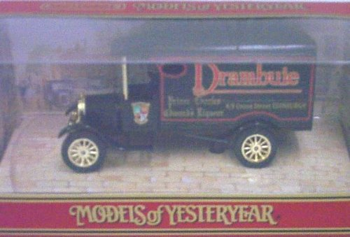 "Matchbox Models of Yesteryear Y-21C 1926 Ford Model 'TT' ""Drambuie"" 1:41 Scale Diecast"