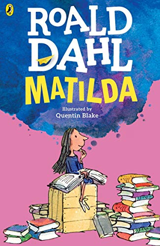 Matilda (Charlie And The Chocolate Factory Cover Page)