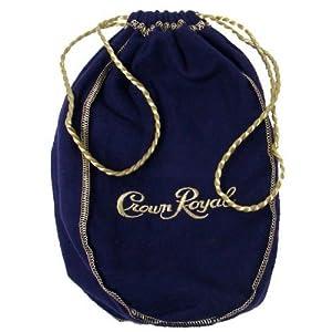 Amazon.com | Crown Royal Purple Felt Drawstring Bag - 1 Individual ...