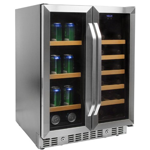 EdgeStar Built Beverage Cooler French